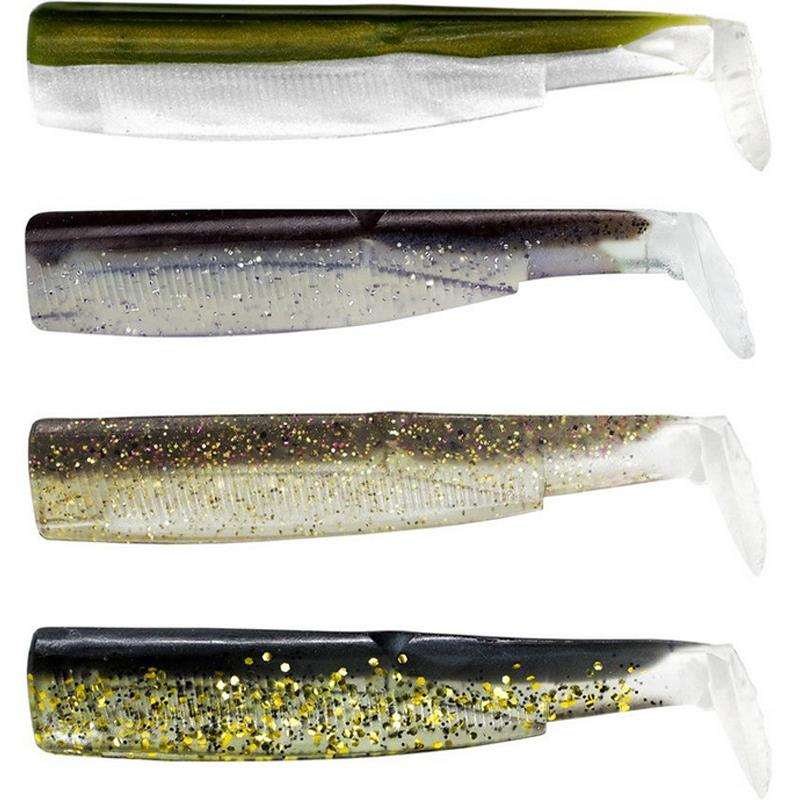 Lures Fiiish BLACK MINNOW 70 COLOR BOX NATURAL - KAKI - SEXY BROWN - MACCHIATO - NOIR ET OR
