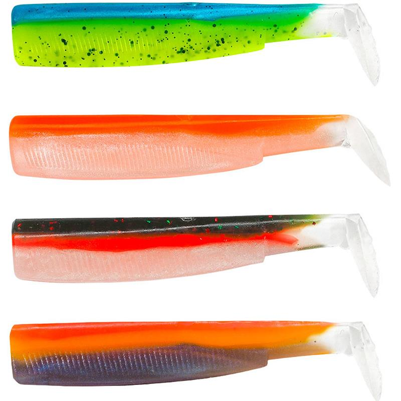 BLACK MINNOW 90 COLOR BOX UV - MULTI