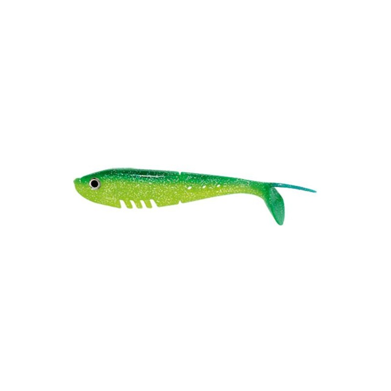 BABY BUSTER SHAD 5CM CHARTREUSE DOS BLEU