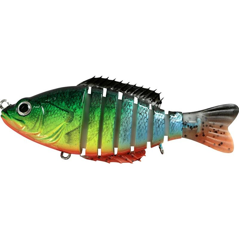 Lures BC Lures SEGMENT SHAD 15CM FIRE
