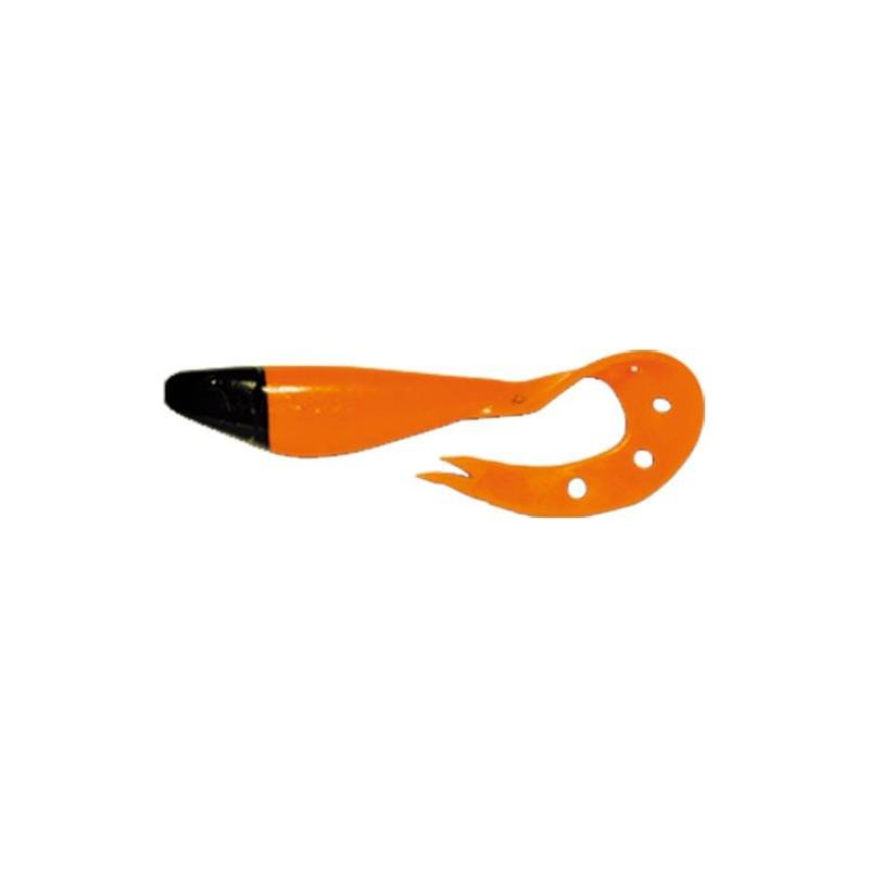 Delalande  SANDRA 12CM Orange Tête Noir