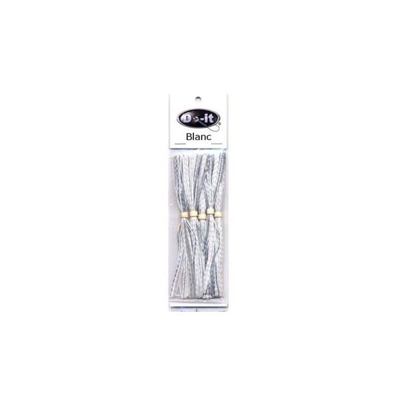 Lures Do-it JUPE POUR SPINNERBAIT DO IT BLANC