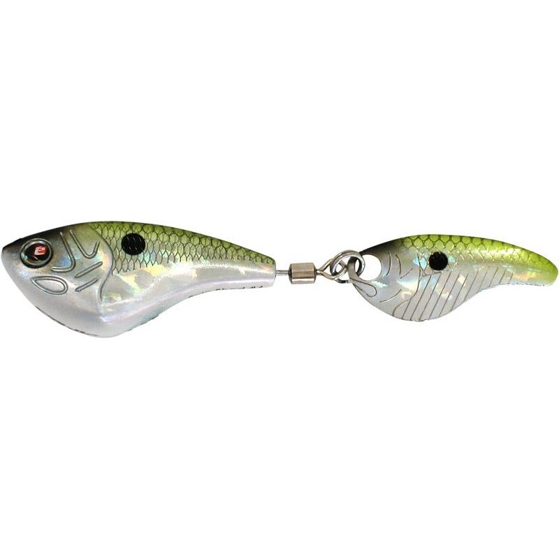 SPIN SHAD 3.5G COLORIS D9
