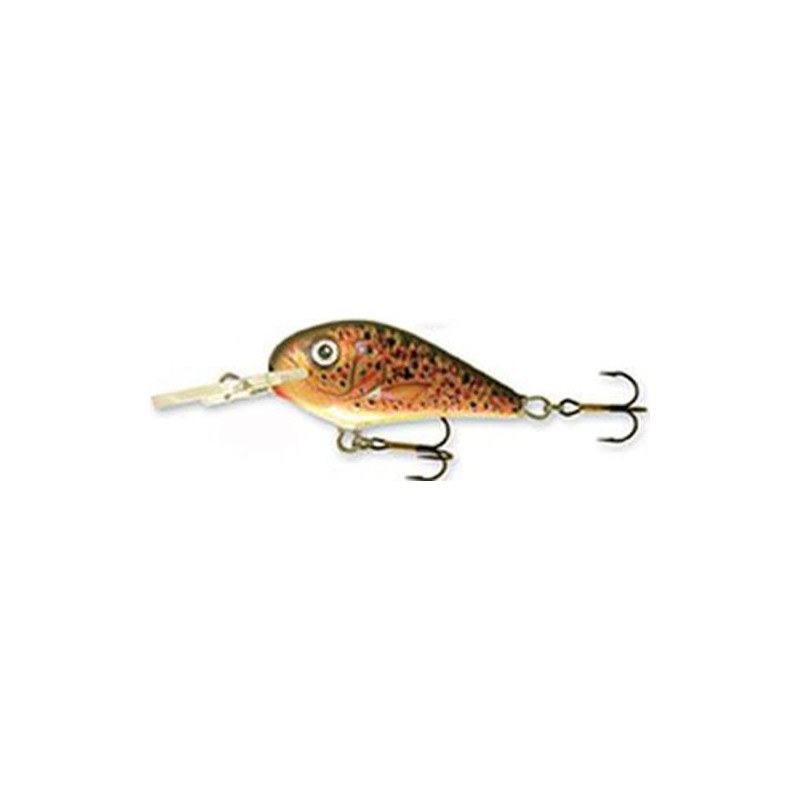 Lures Goldy FIGHTER FLOATING 3.5CM COLORIS MK