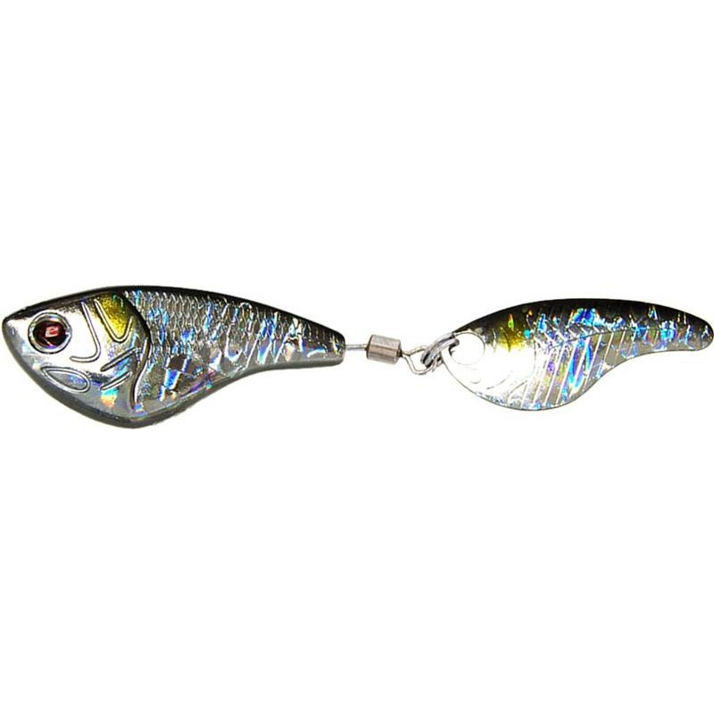 Lures Sebile SPIN SHAD 7G COLORIS O
