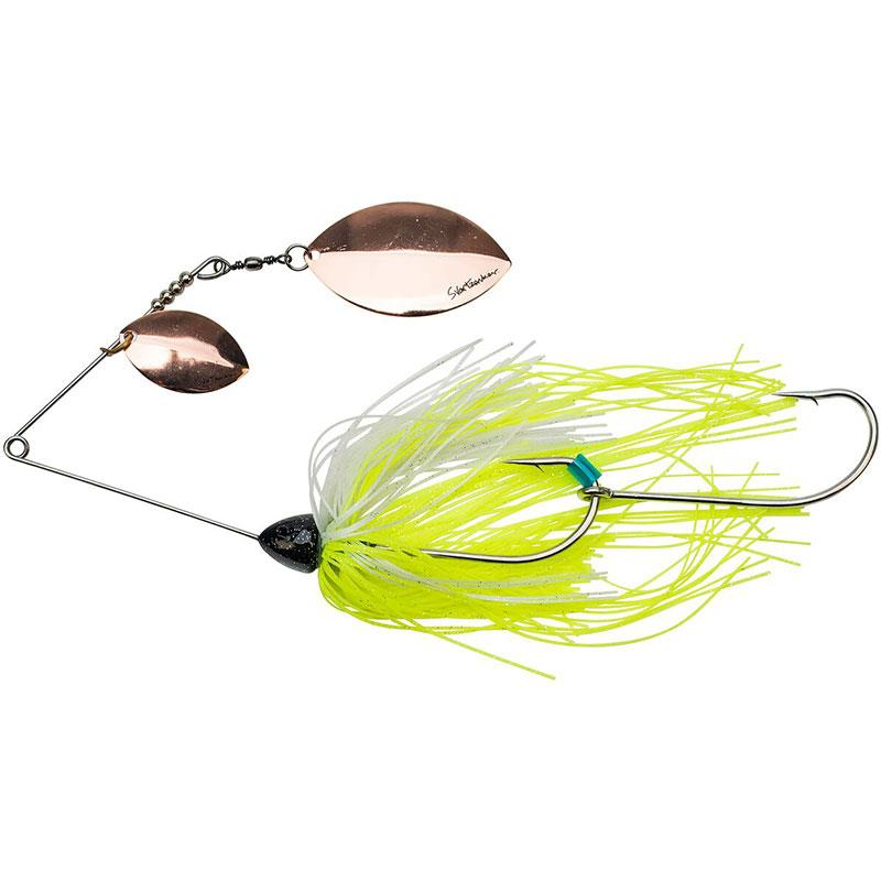 Lures Svartzonker QUEEN KELLY 50G COPPER CHARTREUSE TIGER