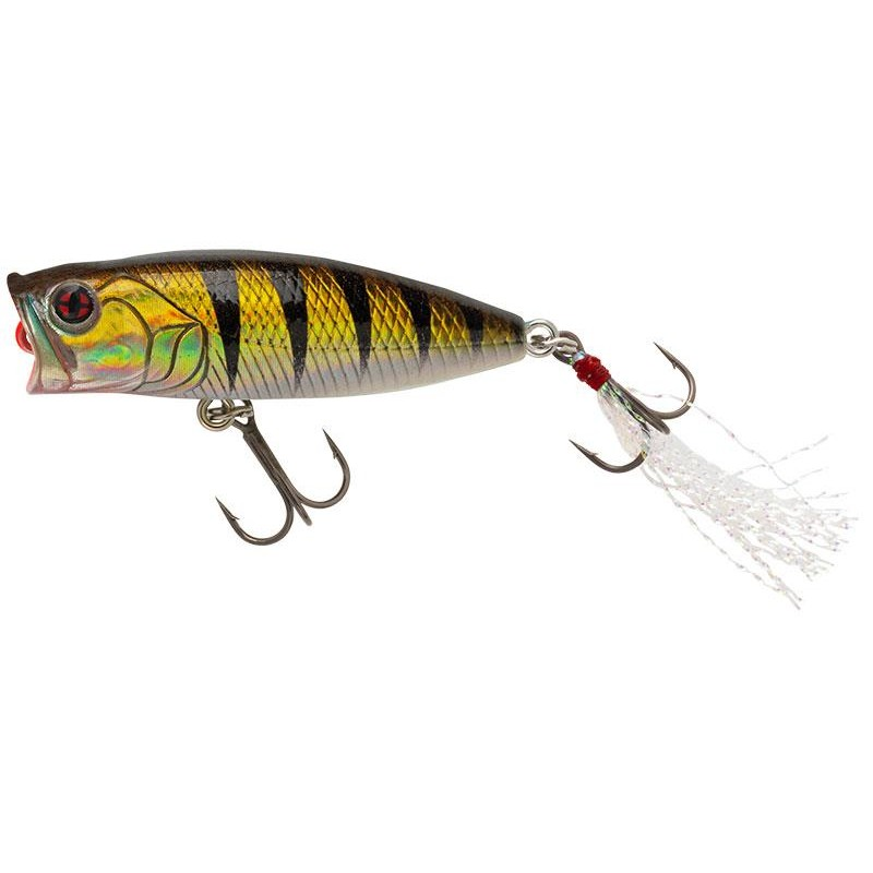 Lures Sakura POP'N DOG 40 F 4CM BRONZE PERCH