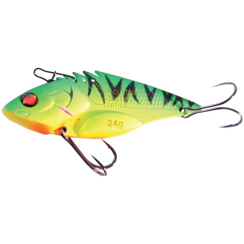 Lures Hart LAME METAL VIB' 18G MAT TIGER