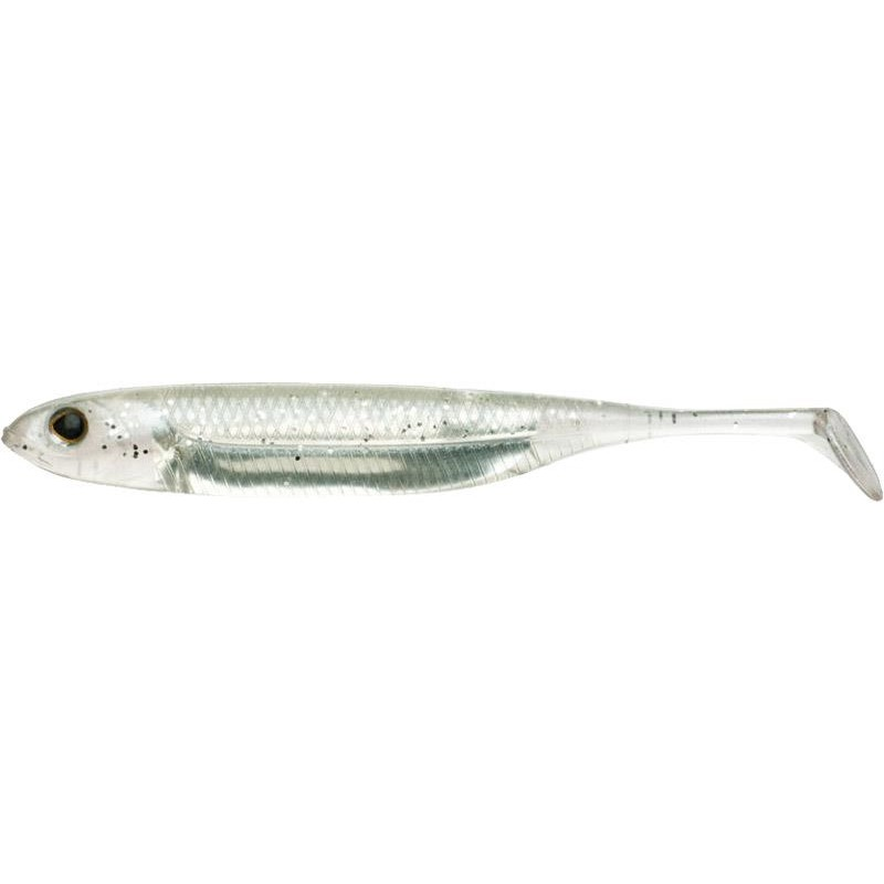 Lures Fish Arrow FLASH J SHAD 9.7CM WHITE SILVER