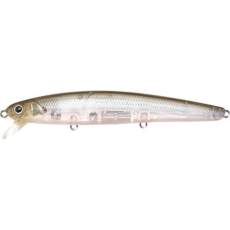 Lures Lucky Craft FLASH MINNOW 11CM SP GHOST MINNOW