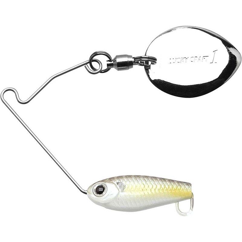 MICRO SPINNERBAIT LUCKY CRAFT AREA'S 3/16 OZ - Couleur 250