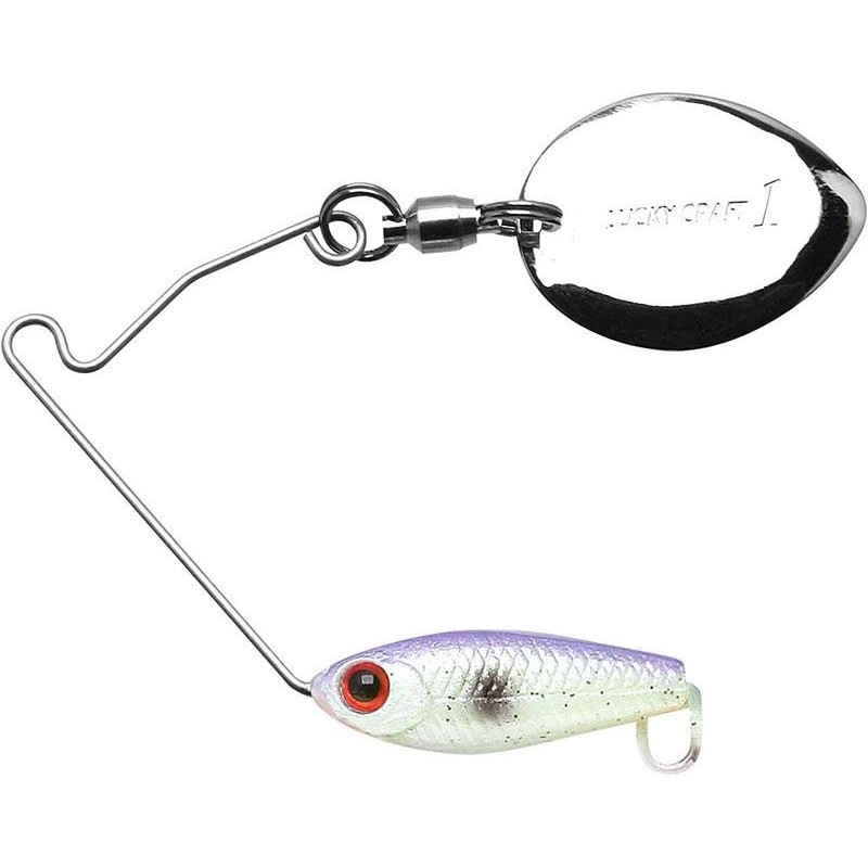 Lures Lucky Craft AREA'S 3/16 OZ TABLE ROCK SHAD