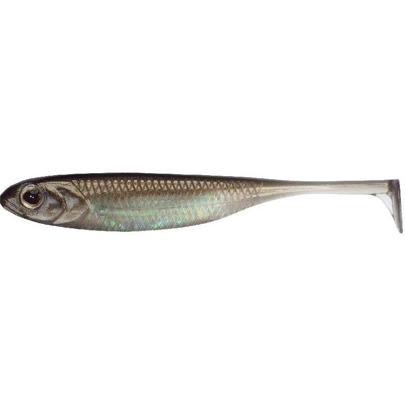 Lures Fish Arrow FLASH J SHAD 8CM WAKASAGI-AURORA