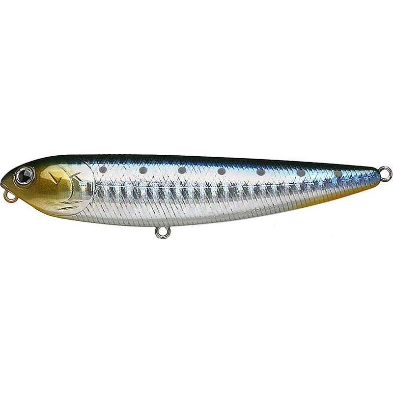 Lures Lucky Craft SW SAMMY 100 ZEBRA SARDINE