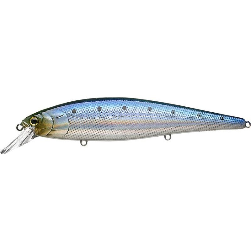 Lures Lucky Craft B'FREEZE POINTER 12.8CM SP METALLIC SARDINE