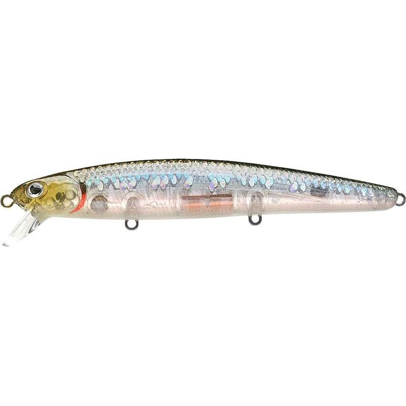 Lucky Craft  SW FLASHMINNOW 11CM SP Zebra Ms Ghost Minnow