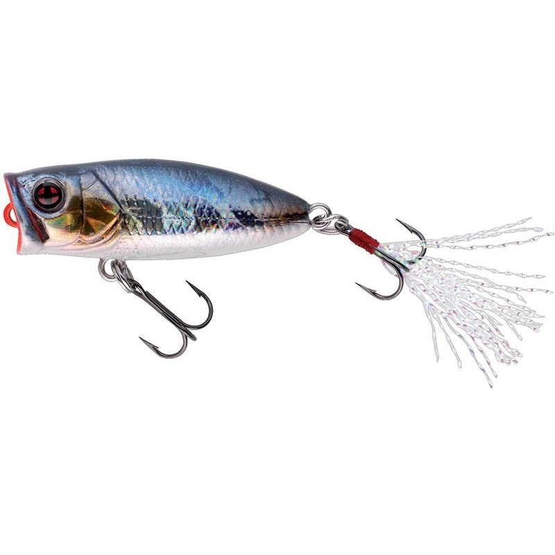 POP'N DOG 40 F 4CM AURORA MINNOW