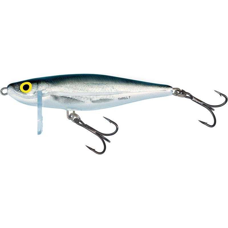Salmo  THRILL SINKING 7CM 12G Couleur BMB