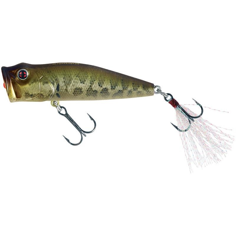 Lures Sakura POP'N DOG 70 F 7CM RL06 - REAL LIFE SNAKEHEAD