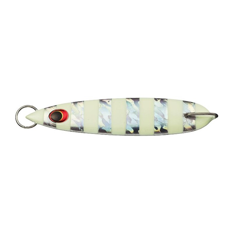 Lures Ever Green CAPRICE 180G CP05G - BLACK ZEBRA GLOW