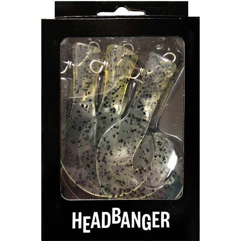Lures HeadBanger TAIL REPLACEMENT TAILS CRAPPIE