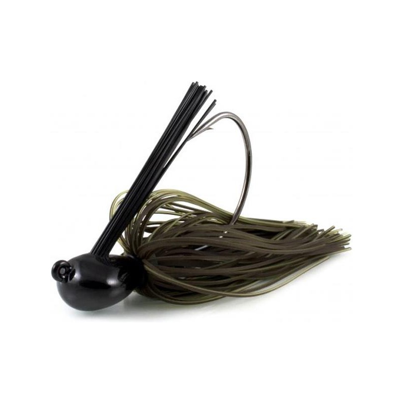 Leurres Black Flagg RK JAWS JIGG WEEDLESS 18G CRAWDAD