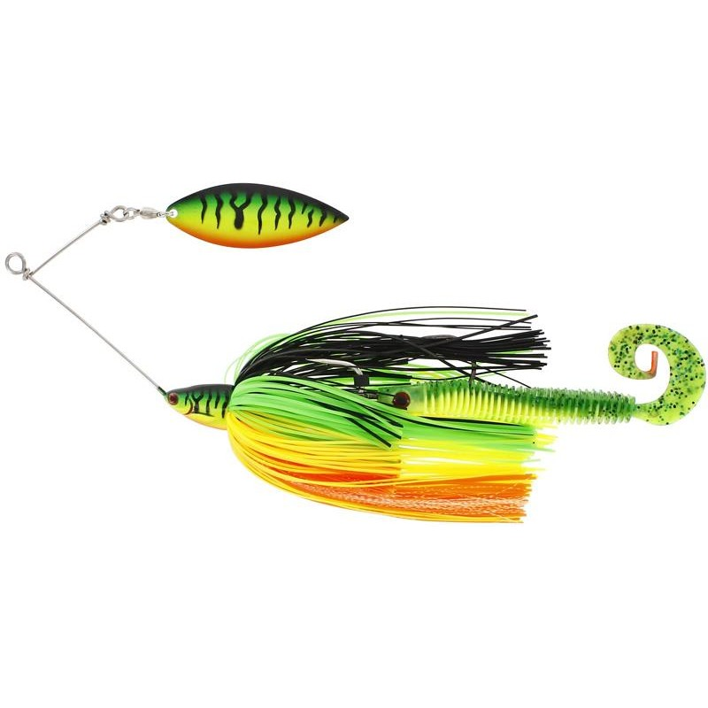 Lures Westin MONSTER VIBE 65G CRAZY FIRETIGER