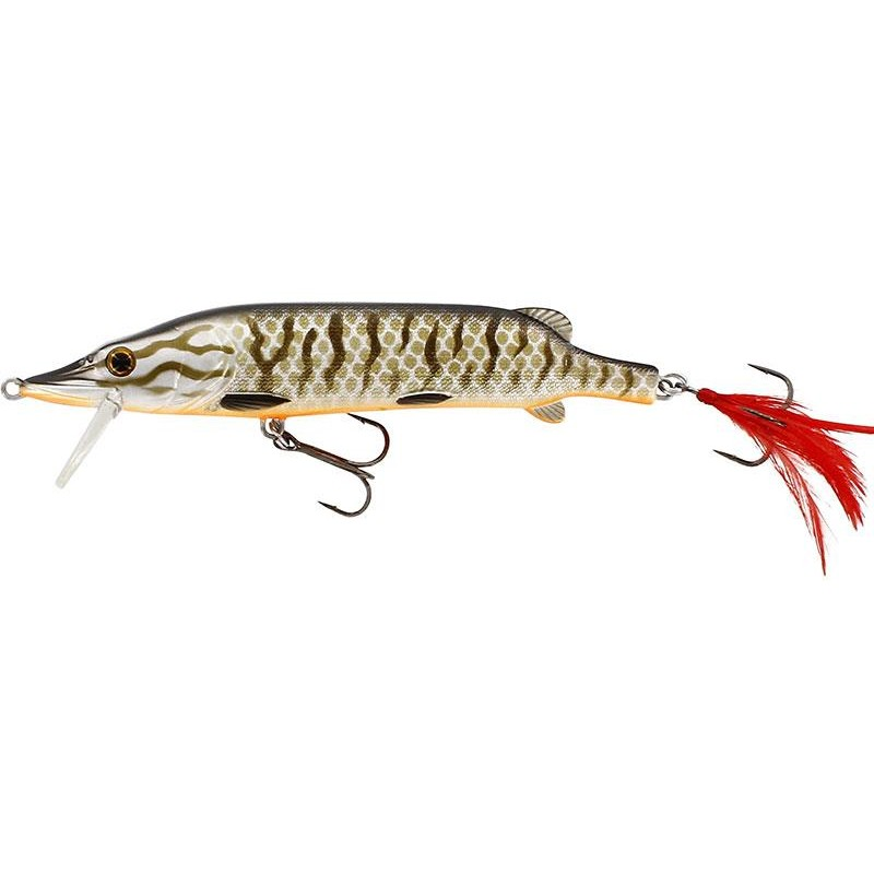 MIKE THE PIKE 14CM CRAZY SOLDIER