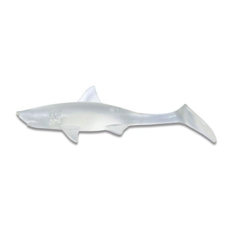 LEURRE SOUPLE KANALGRATIS BABY SHARK - 10CM - PAR 8 - Crystal Clear