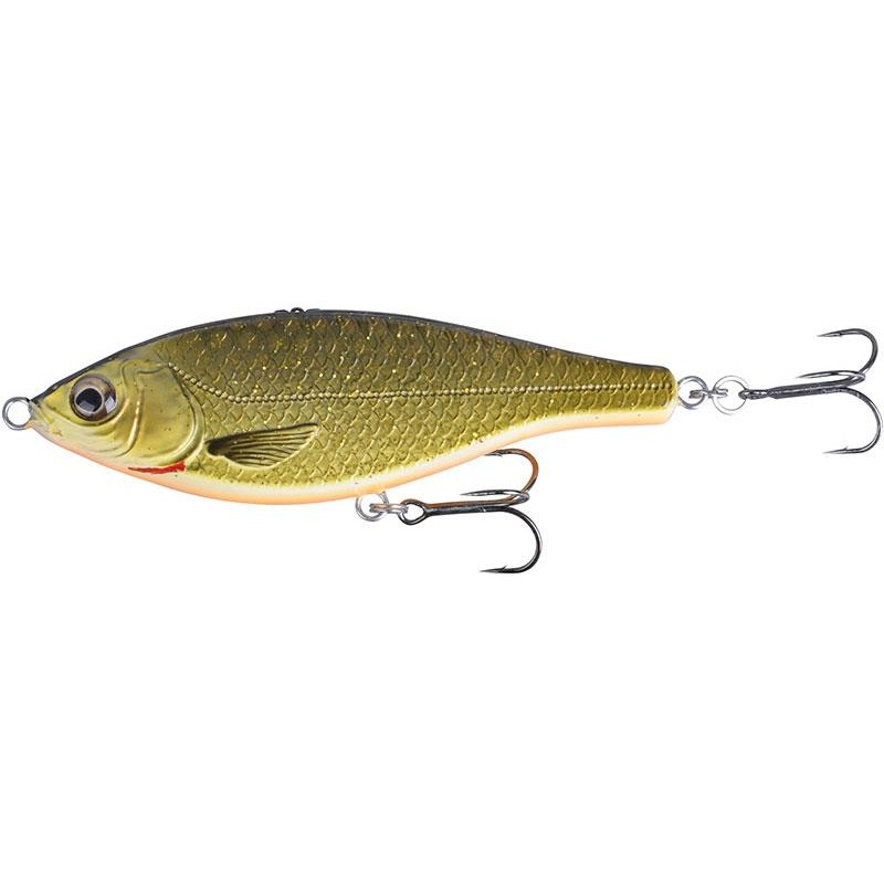 Lures Savage Gear 3D ROACH JERKSTER 11.5CM DIRTY ROACH