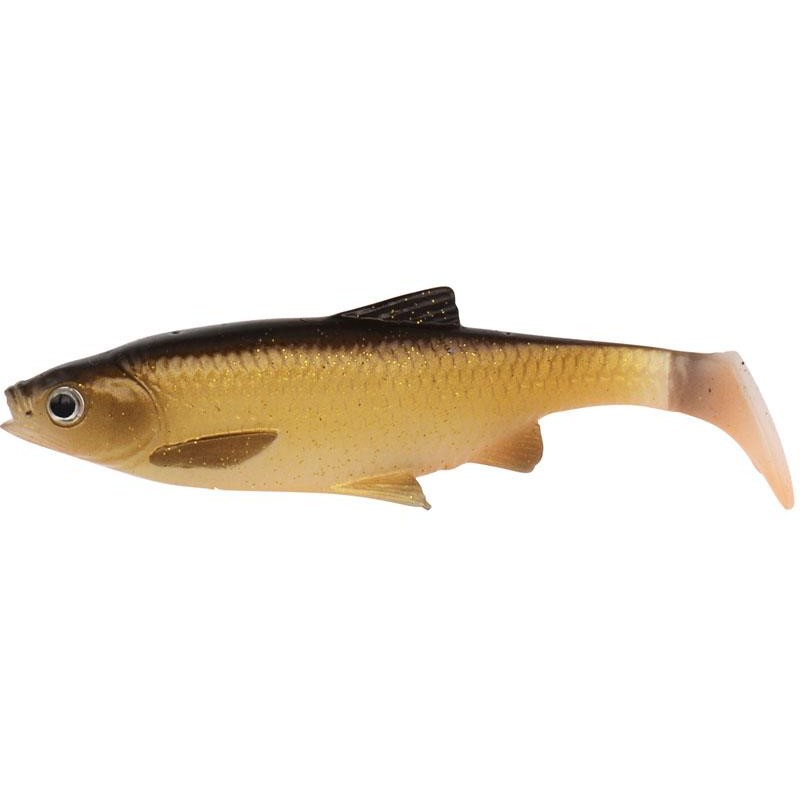 SOFT LURE SAVAGE GEAR 3D LB ROACH PADDLE TAIL - 12.5CM - PACK OF 2
