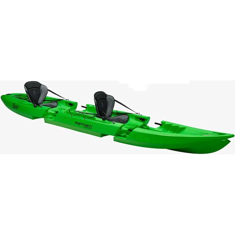 Embarcations Point 65°N TEQUILA GTX KAYAK MODULABLE DUO LIME