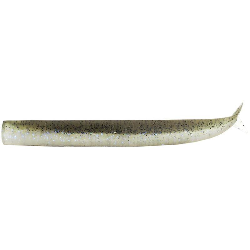 CRAZY SAND EEL 180 ELECTRIC GREY