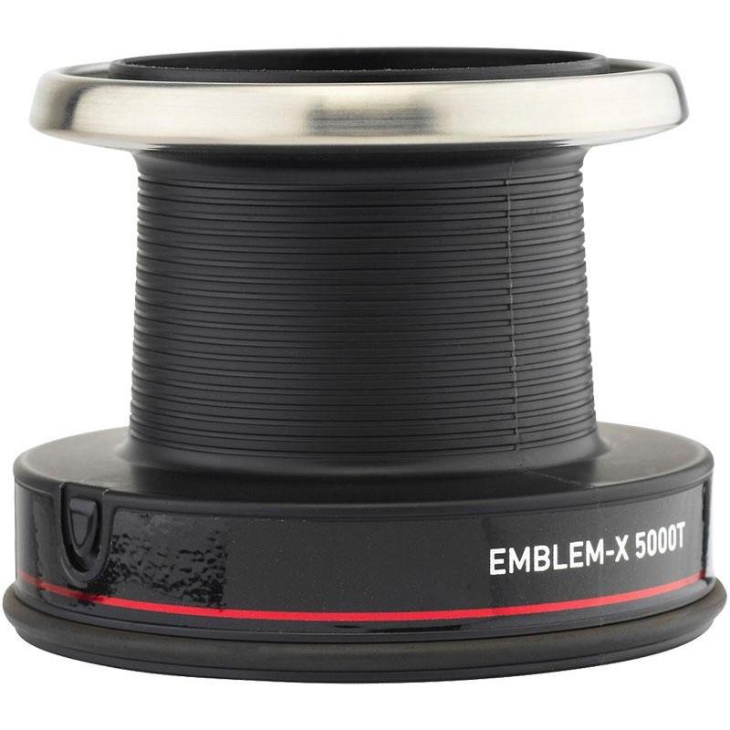 Reels Daiwa EMBLEM X ET EMBLEM S EMBLEM X 5000T BLACK