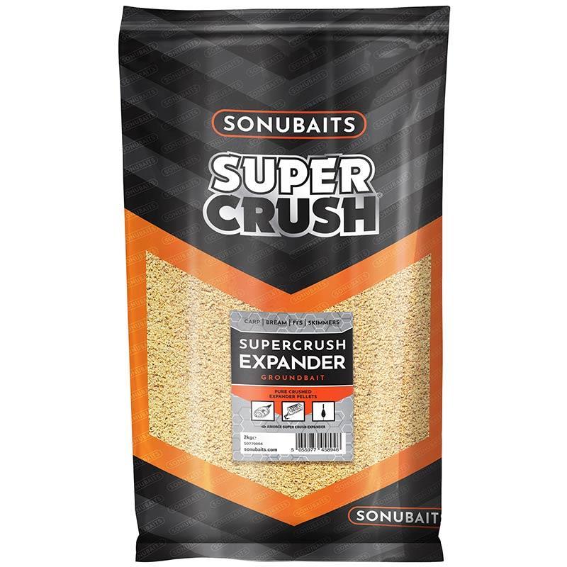 Baits & Additives Sonubaits SUPER CRUSH EXPANDER