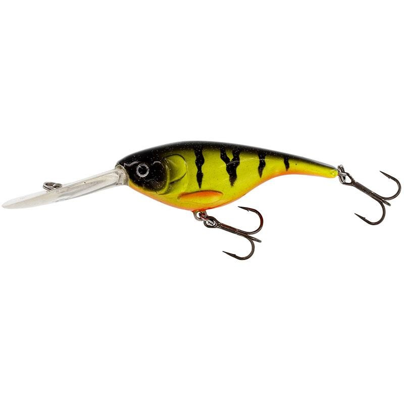 Lures Westin BABYBITE DR 6.5CM FIRE PERCH