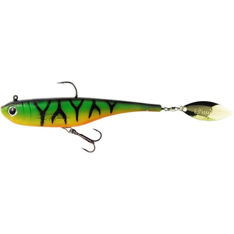 Biwaa Fishing Performance  DIVINATOR 140 14CM Fire Tiger