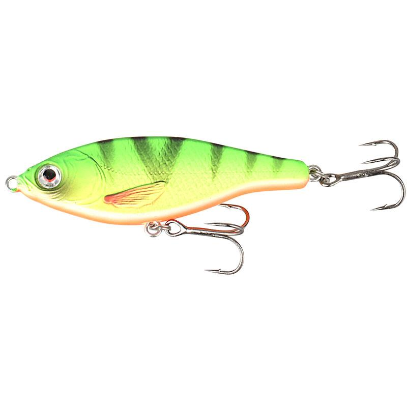 Lures Savage Gear 3D ROACH JERKSTER 11.5CM FIRE TIGER