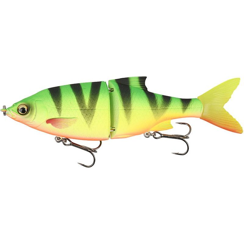 Lures Savage Gear 3D ROACH SHINE GLIDER 13.5CM FIRE TIGER