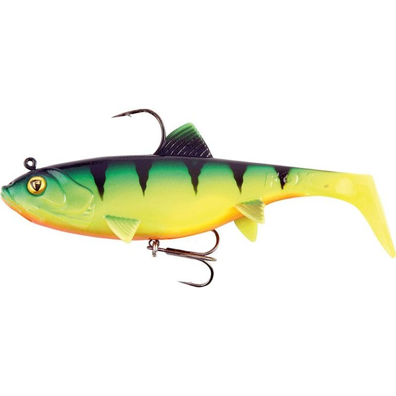Lures Fox Rage REPLICANT WOBBLE 14CM FIRE TIGER