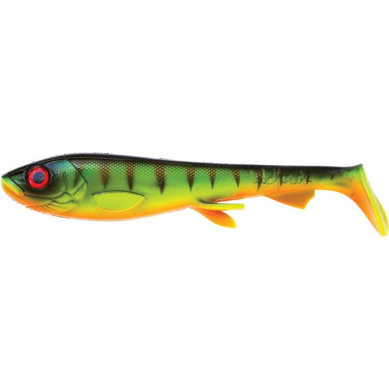Lures Wolfcreek Lures SHAD JR 17CM FIRE TIGER