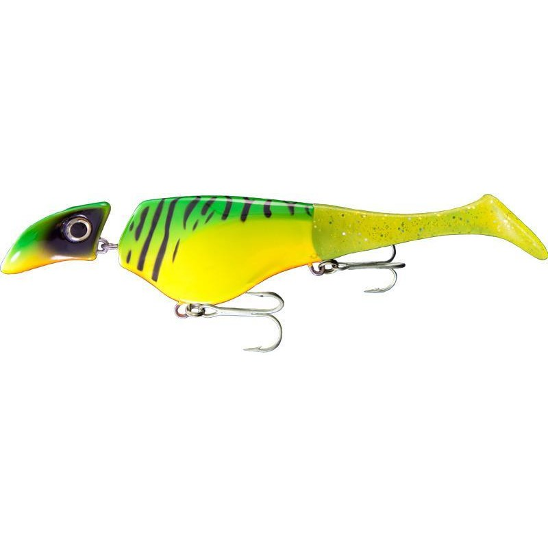 HeadBanger  SHAD LEURRE COULANT 16CM Fire Tiger