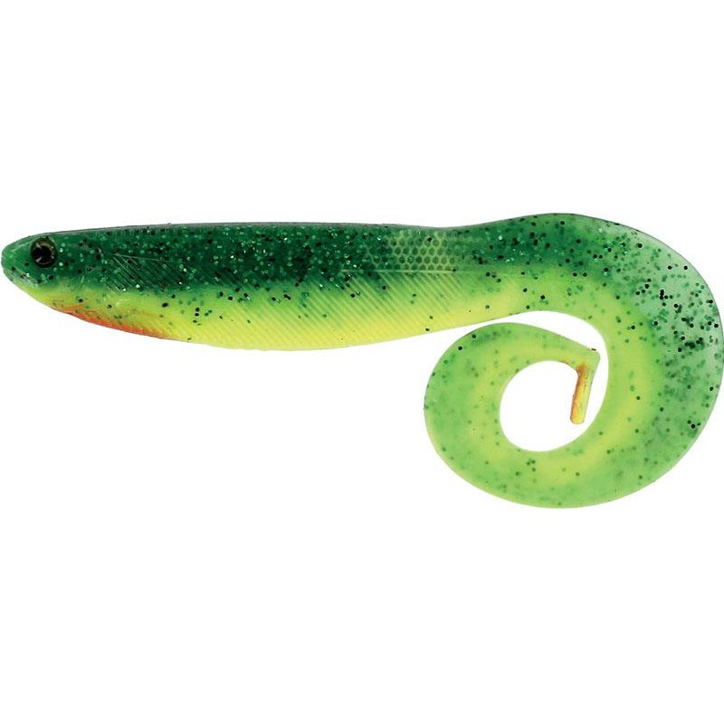 Lures Westin CURLTEEZ CURTAIL 7CM FIREFLAKE