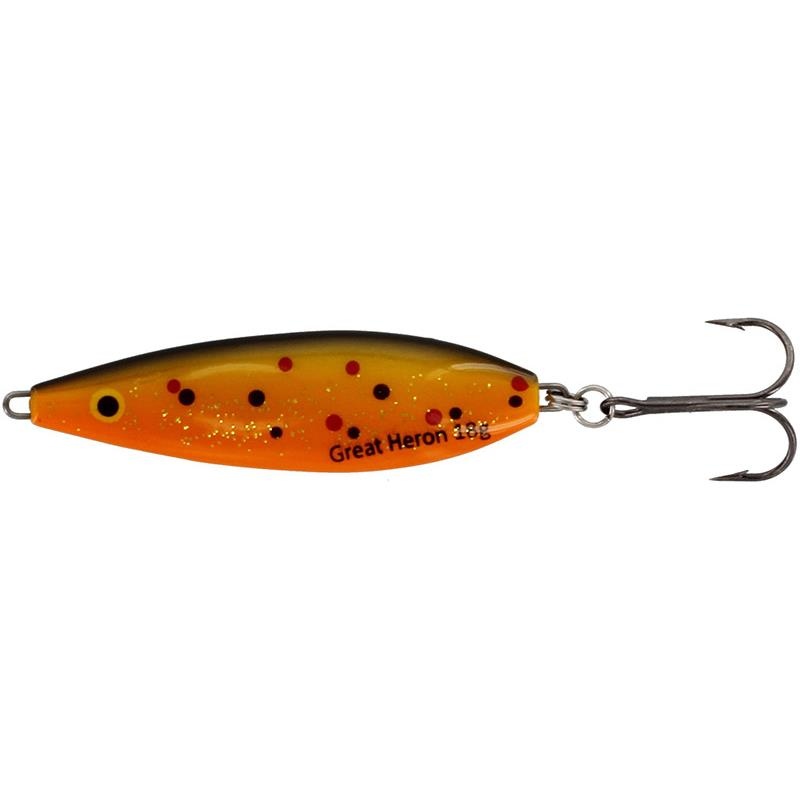 Lures Westin GREAT HERON 7.5CM FIREPOX