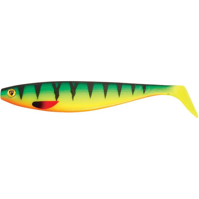 Lures Fox Rage PRO SHAD NATURAL CLASSIC II 23CM FIRETIGER