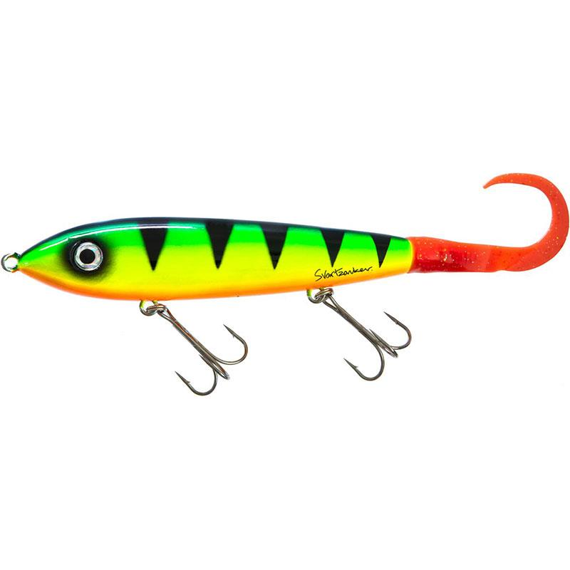 Lures Svartzonker BIG MC TAIL SINK 26CM FIRETIGER