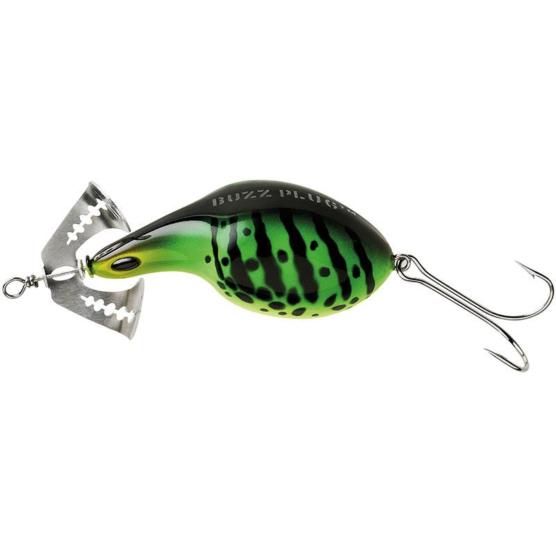 Lures Booyah BUZZ PLUG JUNIOR 6CM FIRETIGER