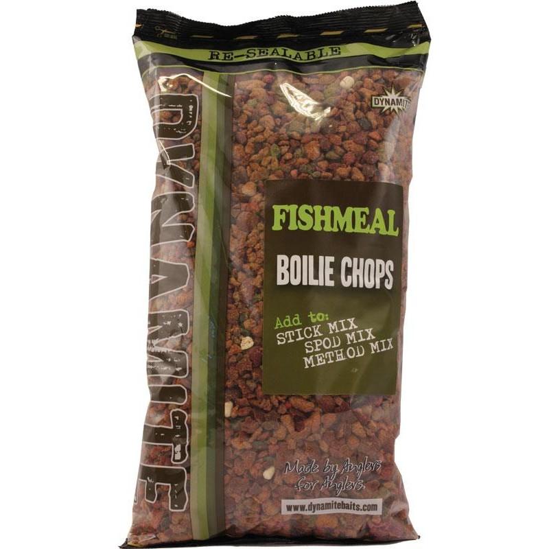 BOILIE CHOPS 2KG FISHMEAL