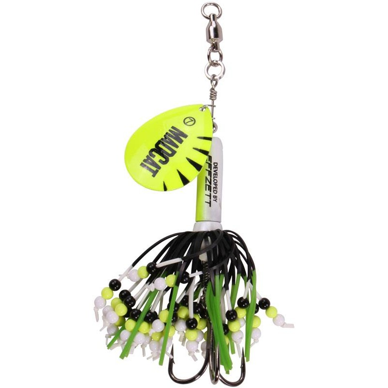 Lures Mad Cat RATTLIN TEASER FLUO YELLOW