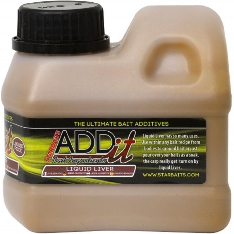 ADDITIF LIQUIDE STARBAITS ADD'IT HUILE - Foie liquide